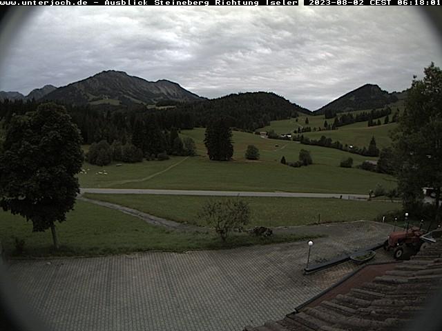 Webcam Skigebied Unterjoch - Spieserlifte Allg�uer Alpen
