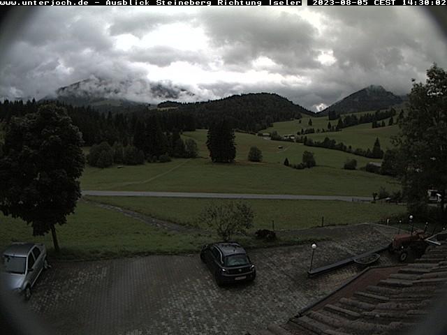 Webcam Skigebiet Unterjoch - Spieserlifte Allg�u