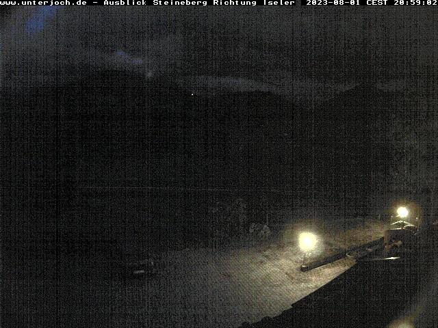 Webcam Skigebiet Unterjoch - Spieserlifte Allgäu