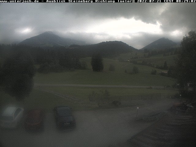 Webcam Skigebied Unterjoch - Spieserlifte Allgäuer Alpen