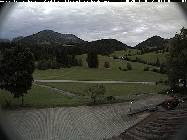 Webcam Unterjoch
